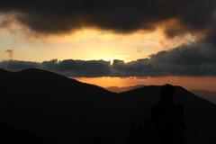 (JCT(Loves)Streisand*) Tags: november autumn mountain fall sunrise canon eos dawn twilight hiking south group korea hike seoul range 2009 jirisan namwon   450d sobaek
