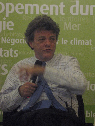 Ministère de l'Ecologie, Rencontre JL Borloo avant Copenhague