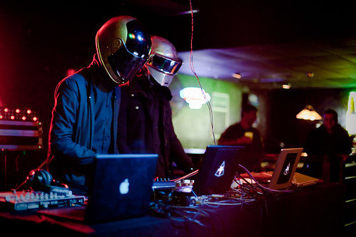 Daft Punks DJ Cover Set - Northampton, M by sebastien.barre, on Flickr