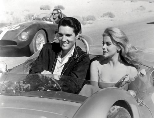 Ann-Margret Elvis Presley
