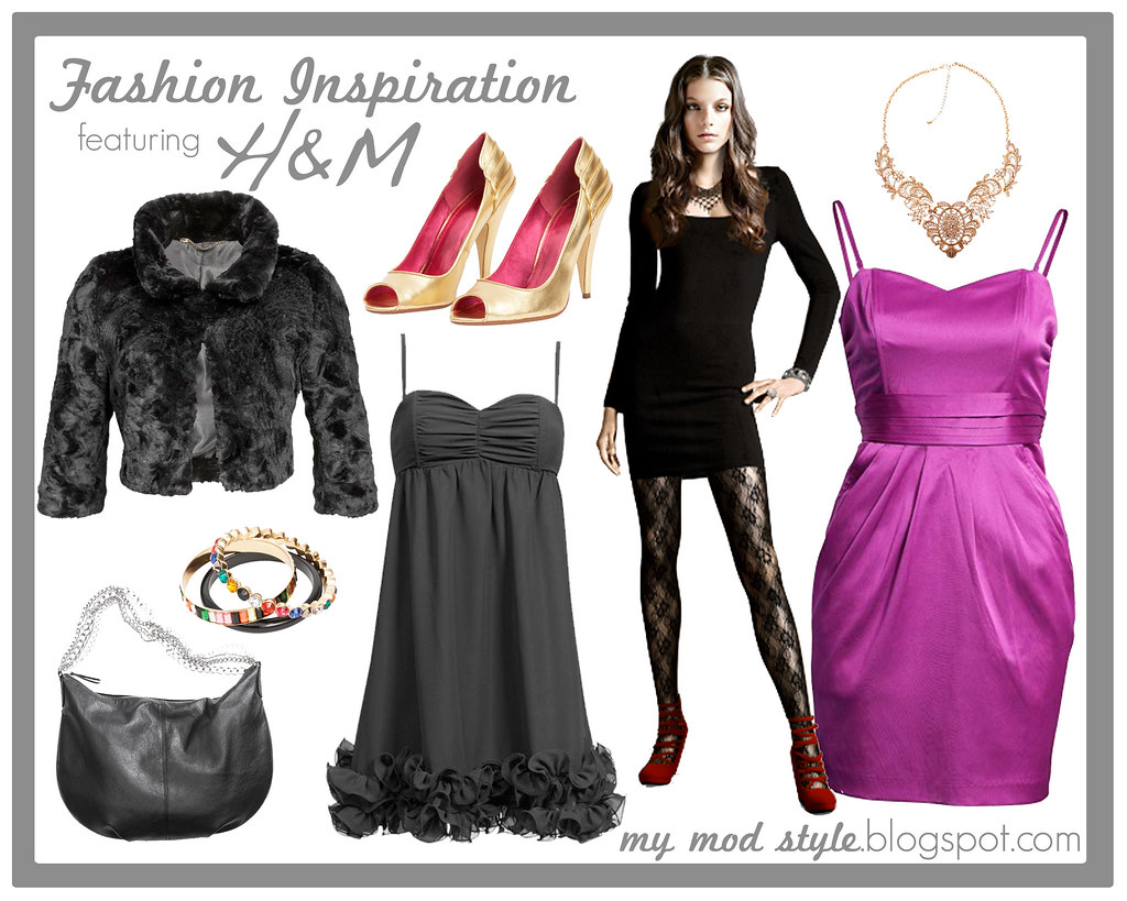 Fashion Inspiration - H&M
