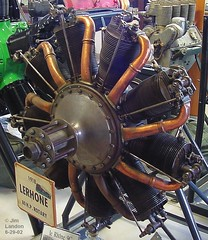 WWI LeRhone Rotary Engine (thegreatlandoni) Tags: lerhone aeronautical aeroplane airplane plane aviation rotary engine amateur photography photographer america unitedstates usa military war sony mavica mvccd1000 closeup macro display exhibit distillery history historical past iowa museum irfanview landoni thegreatlandoni jimlandon memory memories omot ourmemoriesourtimes preserved radial radialengine rotaryengine vintage technology vintagetechnology ww1 wwi worldwarone