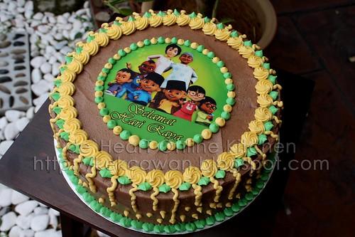 Aidilfitri Cake II