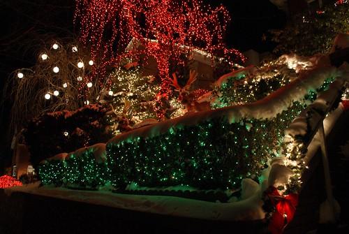 Bay Ridge Christmas Lights 2009