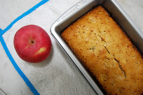 apple raisin cinnamon cake