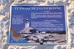 le phare de La Couronne (Dominique Lenoir) Tags: lighthouse france faro photo foto farol provence fotografia phare vuurtoren fyr leuchtturm fotografía southfrance bouchesdurhône majakka provencealpescôtedazur 13500 lacouronne dominiquelenoir