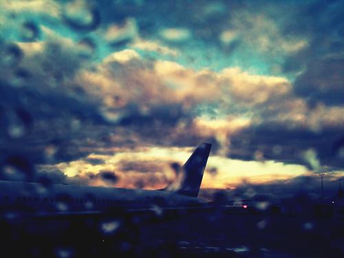 Ritualized photos of familiar runways