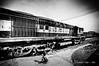 Stranded HDR (Neerod [ www.shahnewazkarim.com ]) Tags: station train poor rail hdr bnw pabna ishwardi gettyimagesbangladeshq2