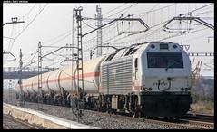 Butanero en L'Arbo (javier-lopez) Tags: train tren trenes railway 333 prima 3333 butano renfe zags adif ffcc glp butanero vtg mercancas 30012008 saltra tarragonaclasificacin granollerscentre larbo
