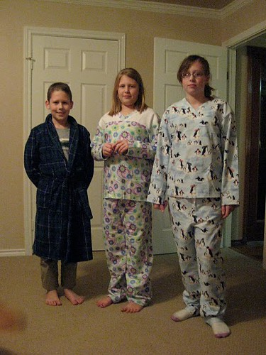 New Pajamas