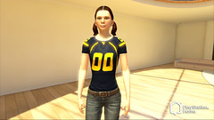 PlayStation Home NCAA FB screen6