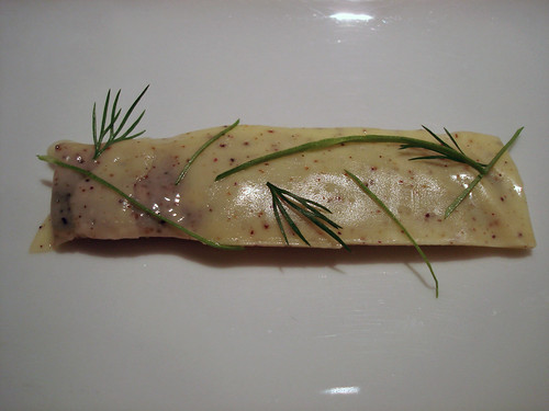 Sardine with Spiced Butter
