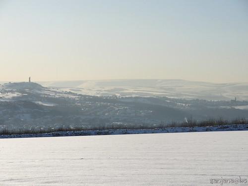 Snowy Huddersfield