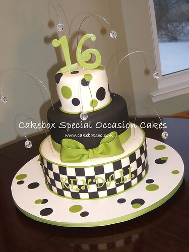 cake boss cakes for sweet 16. Kendall#39;s Sweet 16