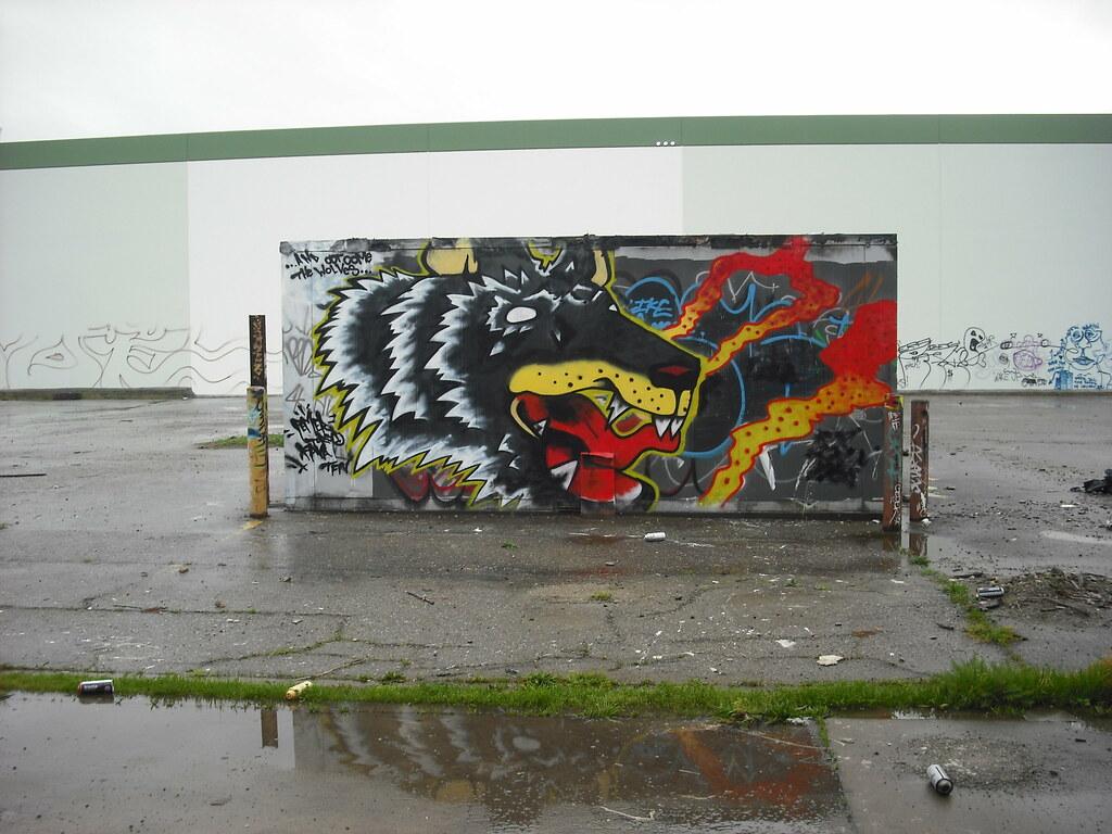 Femer character - Oakland, Ca