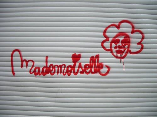 23/01 - mademoiselle