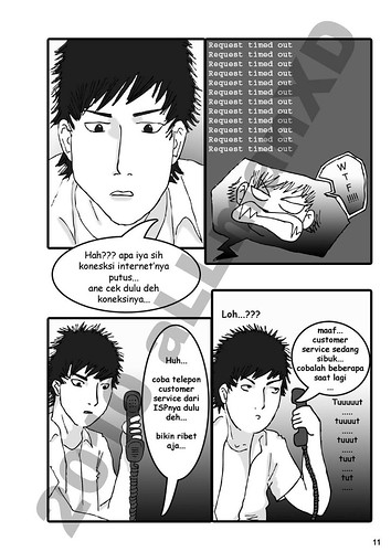 4297519526 7f369b0c05 Suka Duka Operator Warnet Comic Version