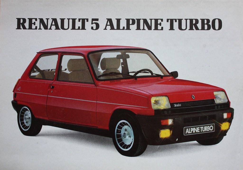 La R5 Turbo de scorpio 4299081950_01d4cc7378_b
