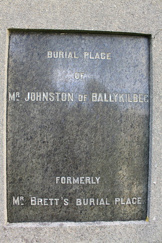 Mr Johnston of Ballykilbeg