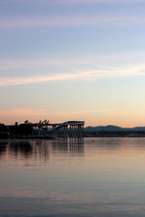 Bridge from Coronado (The Inadvertent Gardener) Tags: sandiego coronado coronadobridge beforesunrise