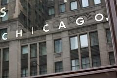 Reflection of Chicago (dangaken) Tags: reflection postoffice chicago chicagoil illinois midwest usa unitedstates windycity cityofbroadshoulders chitown canon gaken dangaken dgaken wwwflickrcomdgaken photobydangaken