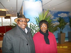 Mr & Mrs Opako. Widness, Cheshire. Nice to be treated with honesty and so glad to get rid of timeshare and increasing main fee's. Like the flexibility of pro travel solutions and cant wait to start taking the discounted hols. (Incentive Leisure Group - Gibraltar) Tags: widness cheshireilgmanchester