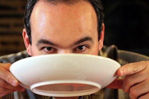 jeremy soup drinking