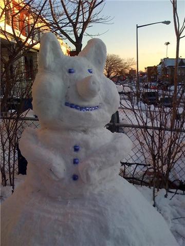 snowpig I