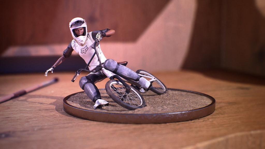 Xtrem BMX model