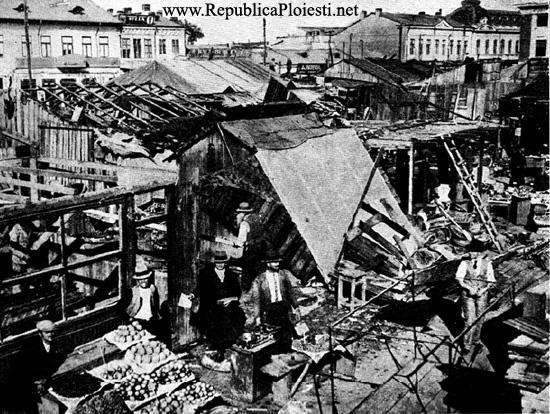 Demolarea oborului ploiestean (1935)