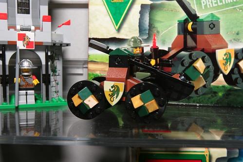 LEGO Toy Fair 2010 - Kingdoms - 7948 Outpost Attack - 2 by fbtb.