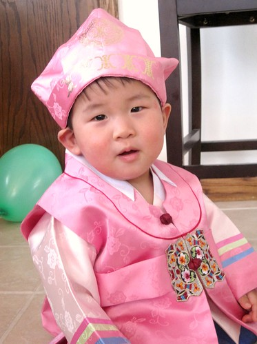 Happy New Year Hanbok 1