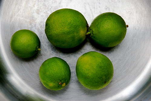 a surfeit of limes
