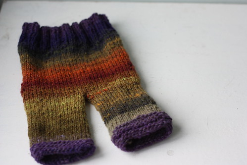 noro longies for newborn