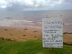 Tsunami - Redcliffe Style