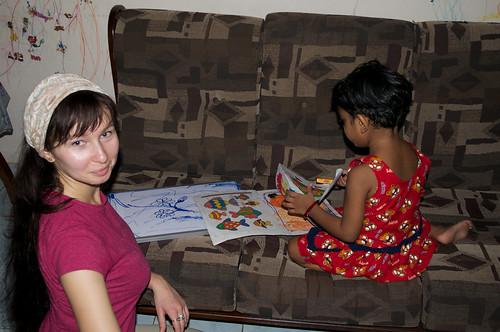 Шри Ланка, У гостепреимного гида