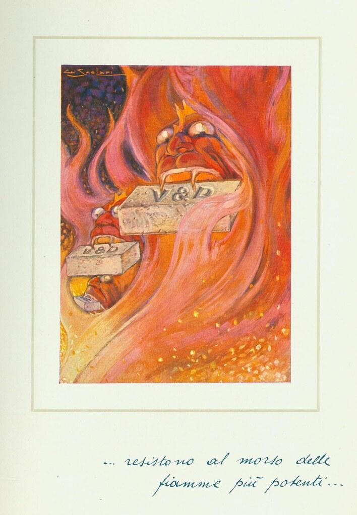 Illustration by A.Scolari for Veni. VD. Vici.