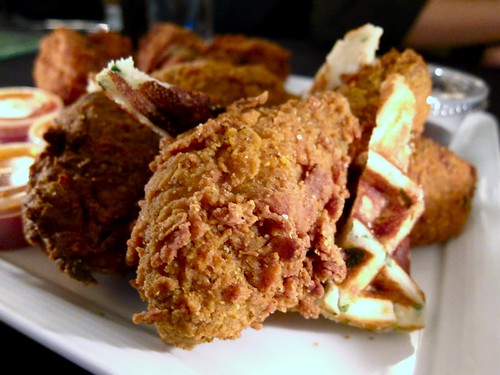 Eric Greenspan's Fried Chicken at The Foundry on Melrose