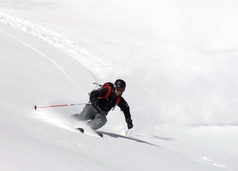 Test Freeski lyží 2009/2010