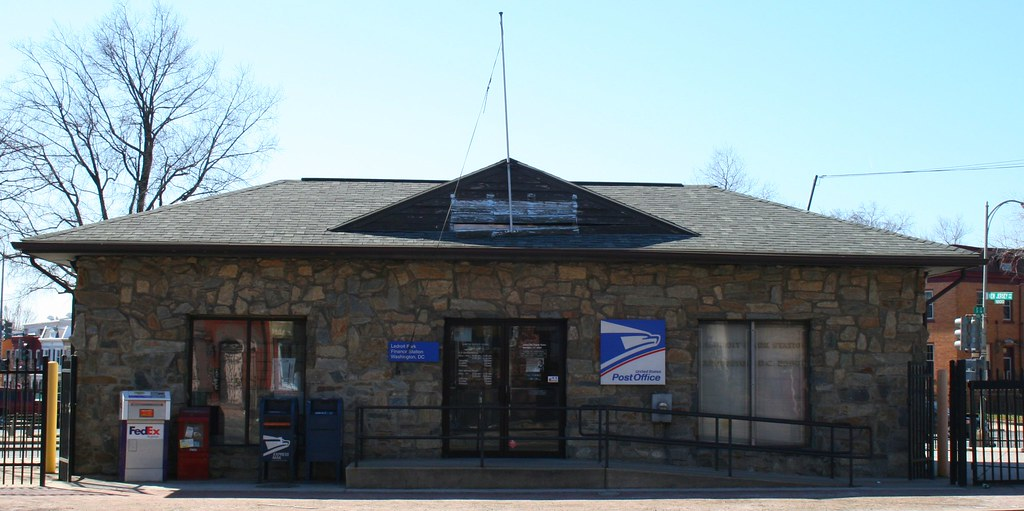 LeDroit Park Post Office