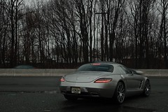 SLS. (Ian Altamore.) Tags: d50 ian for mercedes nikon off mercedesbenz take ready merc altamore ianaltamore