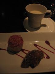 Moto - foie gras cupcake