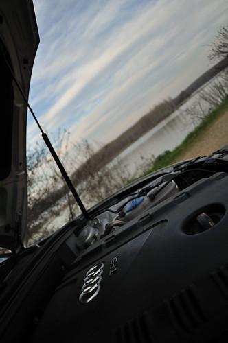 Audi A5 2.0 TFSI Engine