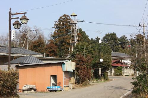 大谷の火の見櫓(東松山市)