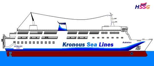 Kronous Sea Lines - - MV Astraios