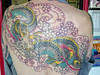 asian dragon tattoo, session 4 Session 4 on