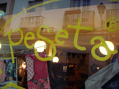 Tiendataller Peseta