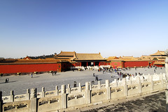 The Gate of Heavenly Purity in the Forbidden City in Beijing (marantzer) Tags: forbiddencity gateofheavenlypurity