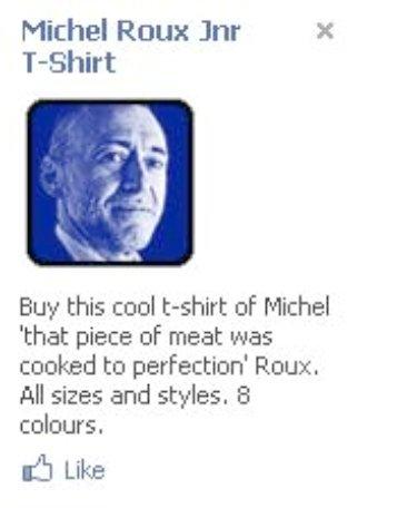 Facebook MasterChef Ad (Roux)