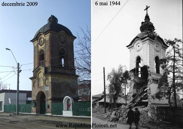 Turnul Clopotnita - Antiteza